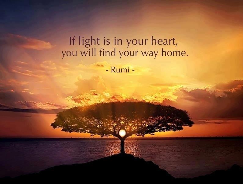 Psychic Quotes Rumi  Silvia Rossi  Psychic Medium